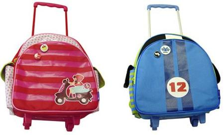 Vuelta al cole: mochila Trolley