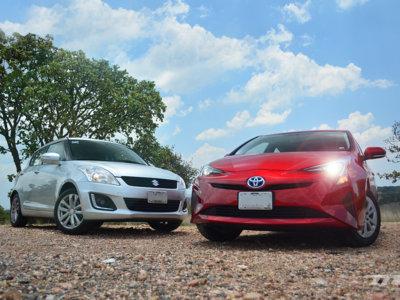 Toyota Prius vs Suzuki Swift, ¿quién gasta menos después de 700 km?