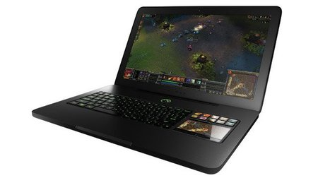 Razer Blade, laptop diseñada para videojuegos