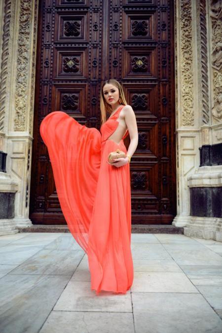 ¡Los vestidos largos también son para Nochevieja!
