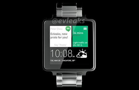Se filtra el primer smartwatch con Android Wear de HTC