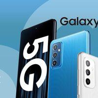 Ahórrate 50 euros reservando ya el Samsung Galaxy M52 5G: Amazon te lo deja en 369 euros