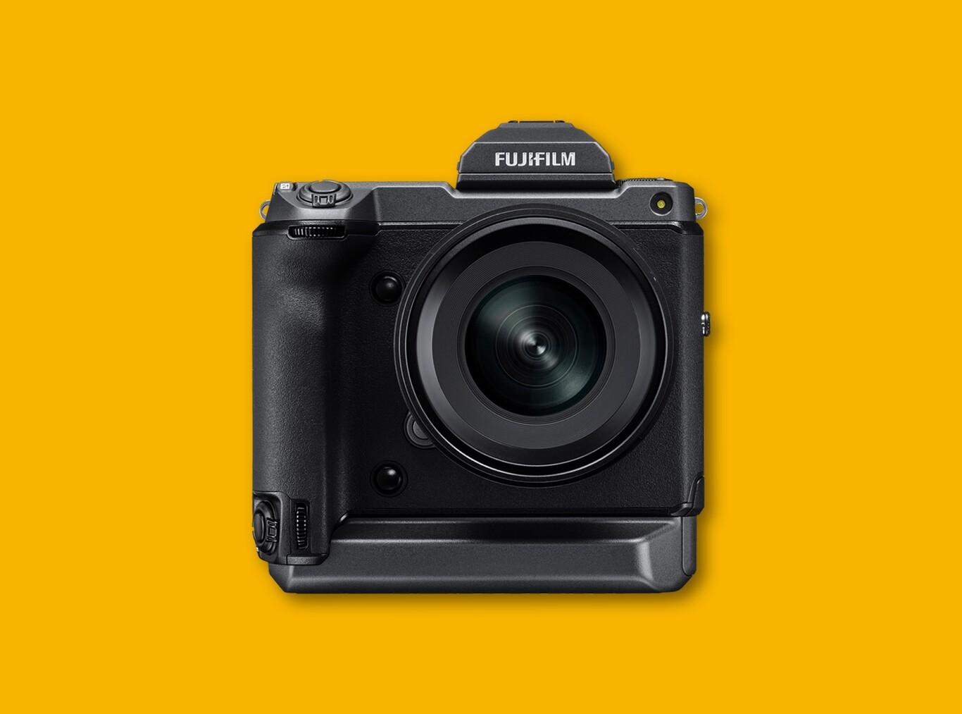 Fujifilm, con una actualización de firmware, ha hecho que su cámara pase de tener 102 MP a tomar fotografías a 400 MP