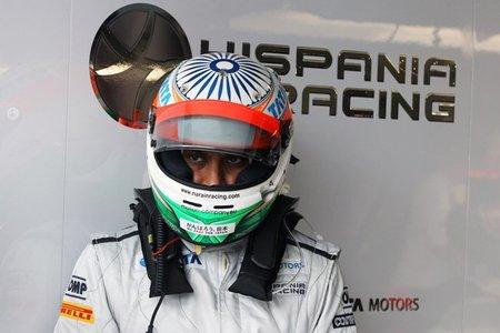 GP de India F1 2011: Narain Karthikeyan susituye a Vitantonio Liuzzi en HRT