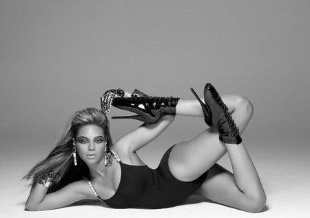 Beyoncé, hasta ahí de Single Ladies