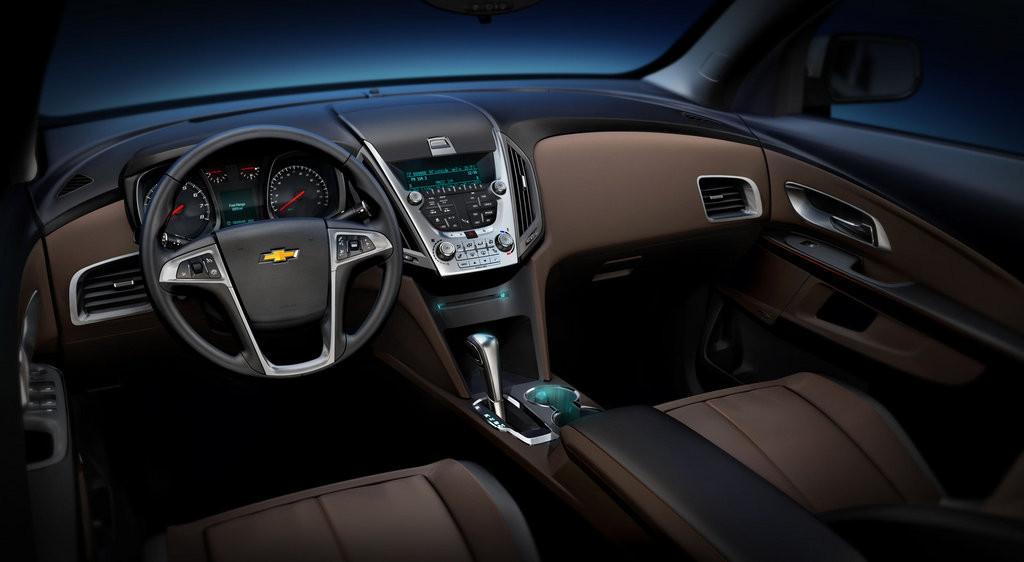 Foto de Chevrolet Equinox (10/12)
