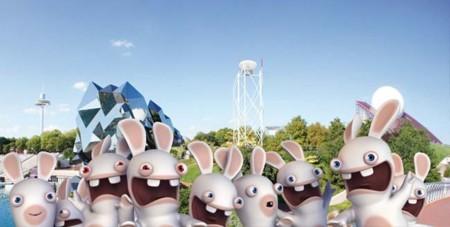 Ubisoft prepara un parque de diversiones con todas sus franquicias