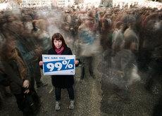 No eres el 99%, eres más bien el 5% y aquí puedes calcularlo