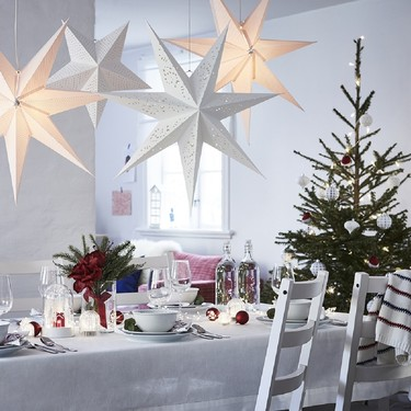 Nuestros imprescindibles de Ikea para la próxima (y luminosa) Navidad
