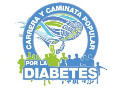 Carrera y caminata popular por la diabetes