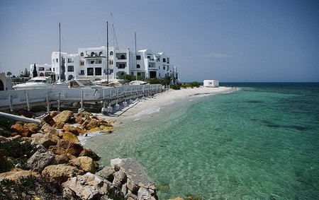 "Port El Kantaoui o la ""Marbella"" de Túnez"
