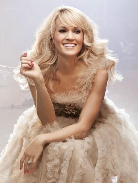¿La nueva colaboradora de Nicole by OPI? Carrie Underwood