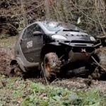 El smart que protagoniza las peores pesadillas de cualquier SUV