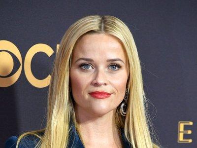 Patinazo de Reese Witherspoon en los Premios Emmy 2017