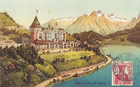 Badrutt's Palace Hotel, Lujo en St. Moritz