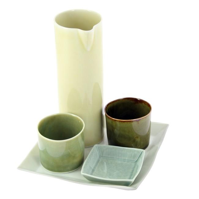Set Porcelana Morandi Fernando Alcaide