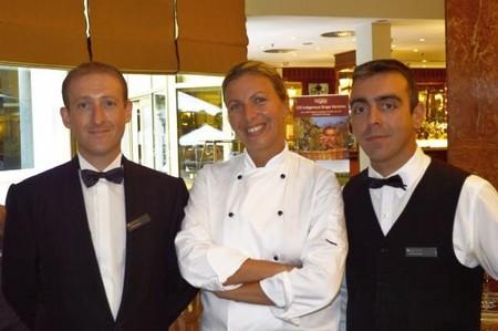 Jornadas Gastronomicas Georgia Hotel Intercontinental Madrid