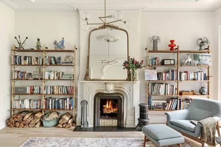 Puertas abiertas: Elegancia y naturalidad, las claves de esta casa en Nueva York