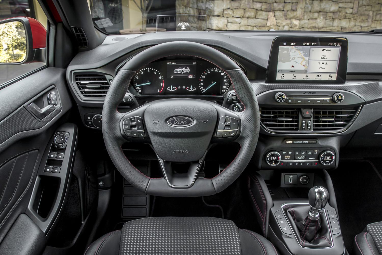 Foto de Ford Focus 2018, toma de contacto (79/204)