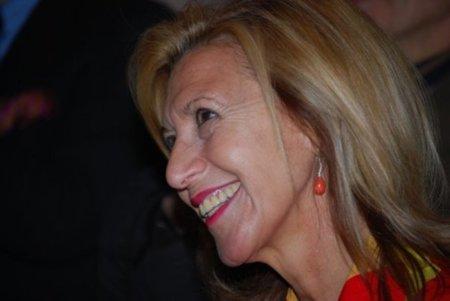 Rosa Díez en el Congreso y en la red, una vez más, en defensa de Internet