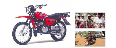 El gobierno de Rwanda entrega 237 motos para los médicos rurales del país