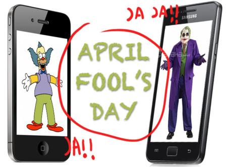 """Gmail Tap, cómo crear tu smartphone y el nuevo Nokia Carla. Las bromas del """"April Fool's Day"""" de 2012"""