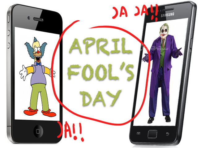april fools day 2012