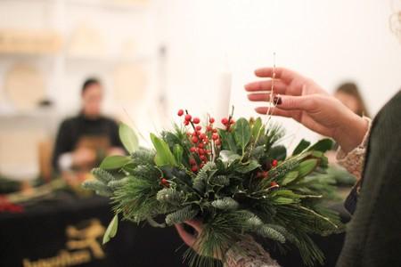 Paso a paso: crear un centro de Navidad