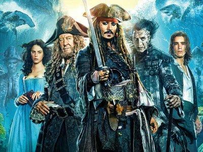 De la Perla Negra a Salazar: las cinco películas de 'Piratas del Caribe' y cómo han ido de más a menos