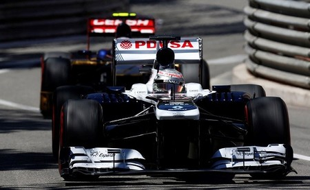 Felipe Massa y Pastor Maldonado recuperados para el Gran Premio de Canadá