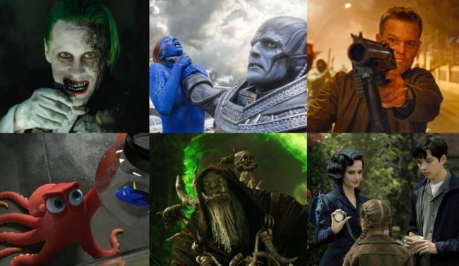 Imágenes de algunos de los estrenos más esperados de los próximos meses
