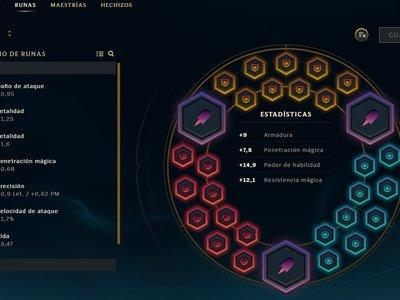 El fin de las runas tal y como las conocemos en League of Legends