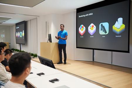Acelerador de desarrollo y diseño de Apple en Shanghai, China