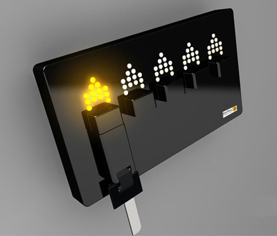 Candle Holden, aparca tus USB