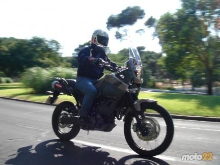 Yamaha XT660Z Tenere, la prueba (2/4)