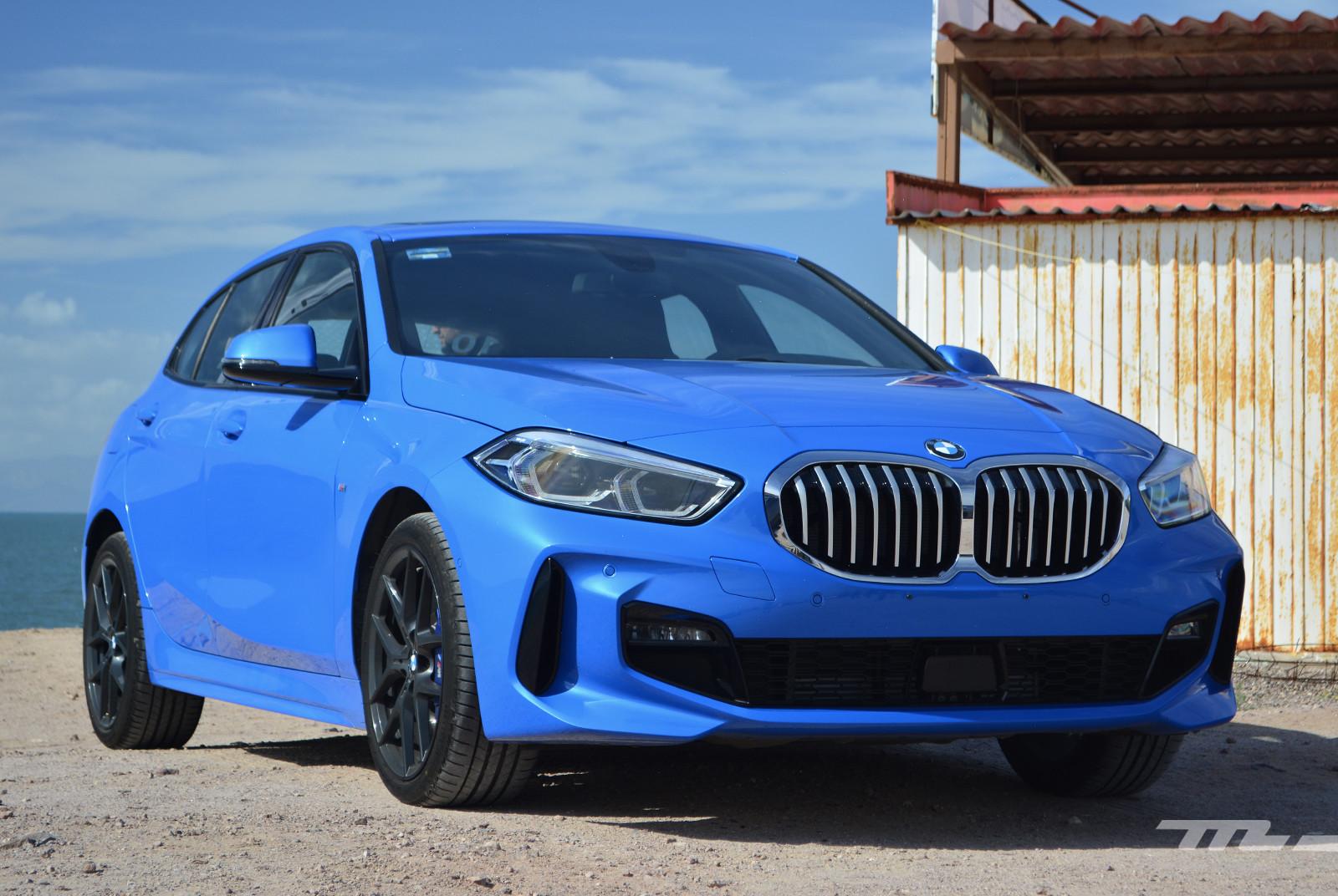 Foto de BMW 118i M Sport (lanzamiento) (7/23)