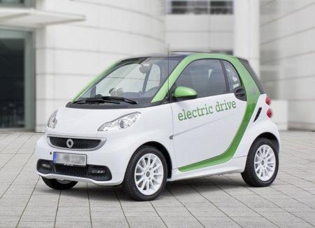 El Smart eléctrico ya tiene fecha de salida