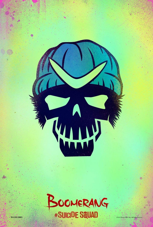 Foto de Carteles de 'Suicide Squad' (9/11)