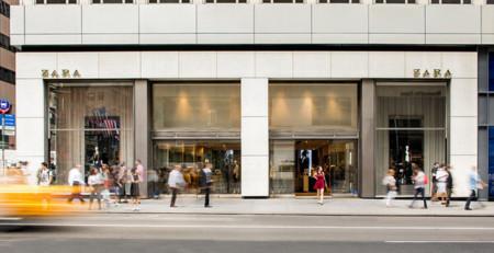 Zara Quinta Avenida tienda Nueva York