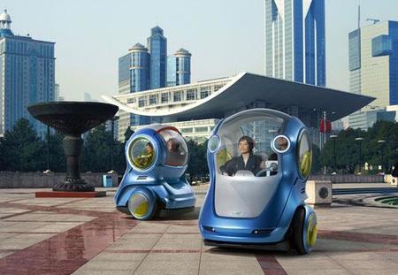 General Motors EN-V Concept, movilidad eléctrica en tres sabores diferentes