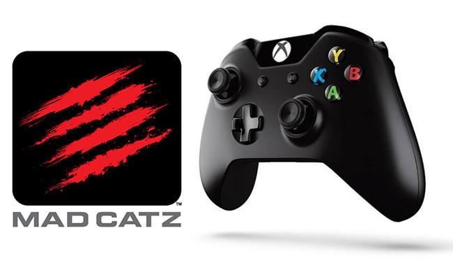 Xbox One Mad Catz