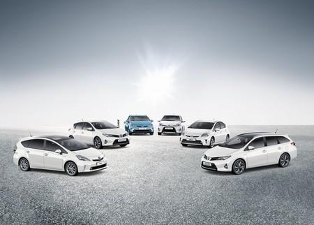 Toyota, líder europeo en reducción de emisiones de CO2