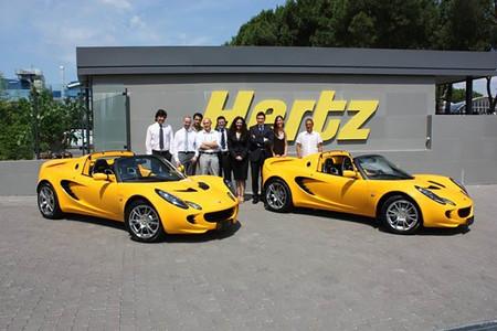 Lotus Elise SC hertz