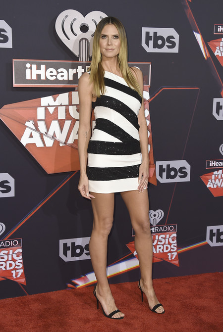 Iheart Radio Music Awards Alfombra Roja 2017 Looks 3