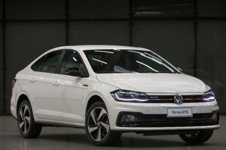 Los Volkswagen Virtus y Polo GTS adoptan el 1.4 TSI del Jetta y un rostro deportivo
