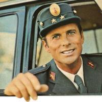 En 1972 ya había en España una serie sobre Seguridad Vial, y la protagonizaba un guardia civil