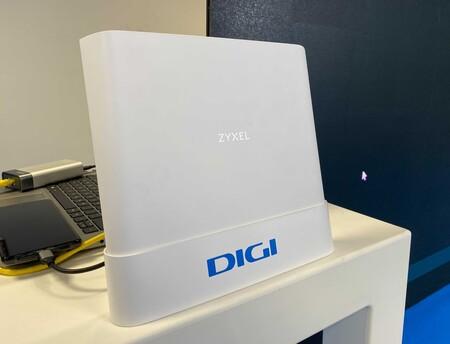 Router digitale