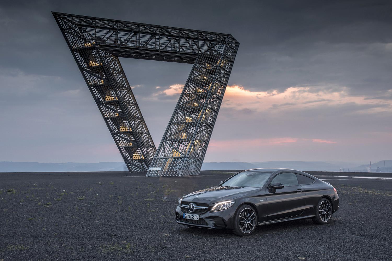 Foto de Mercedes-Benz Clase C 2018, toma de contacto (134/255)