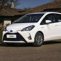 El Toyota Yaris hybrid Ecovan es la nueva versión comercial de este urbano híbrido con etiqueta ECO