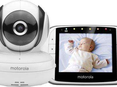 No pierdas detalle con este vigilabebés Motorola MBP36S. 120,73 euros y envío gratis en Amazon